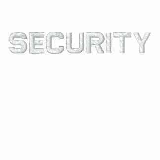 Security Shirt Embroidered Embroidered Shirt
