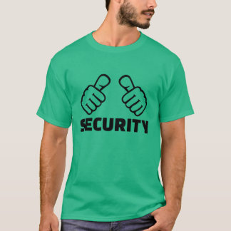 Security T-Shirt