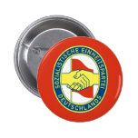 Sed, Colombia Political flag Pinback Buttons