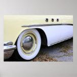 Sedán 1955 de Buick Posters