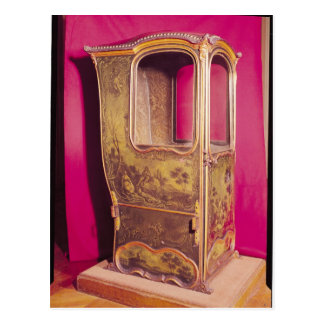 Sedan Chair Postcard