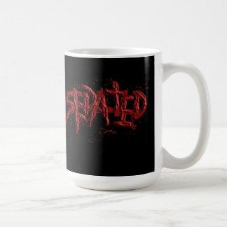 Sedated Splatter Mug