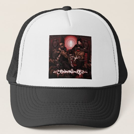 SeddonDoleo by KrikSix Trucker Hat