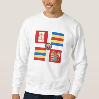 Sede Vacante Swiss Guard Sweater Pullover Sweatshirt