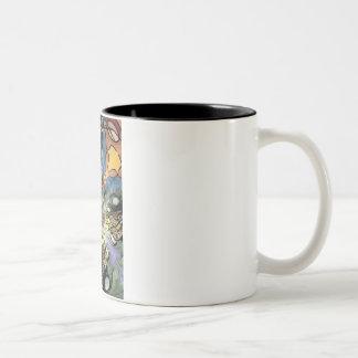 Seder Hishtalshelut Two-Tone Coffee Mug
