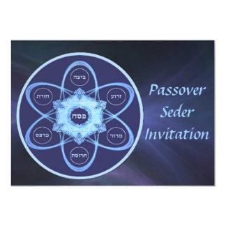 Seder Plate Card