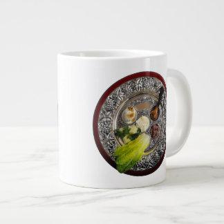 Seder Plate Large Coffee Mug