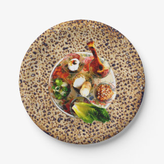 Seder Plate - Shmurah Matzah