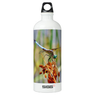 Sedge grass, and Dragonfly SIGG Traveler 1.0L Water Bottle