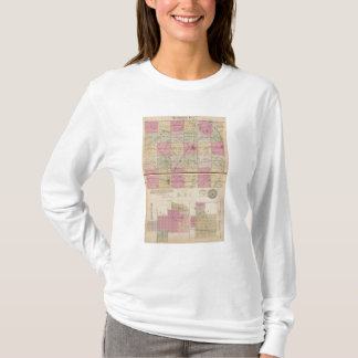 Sedgwick County, Conway and Belle Plaine, Kansas T-Shirt