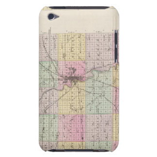 Sedgwick County, Mount Hope, and Derby, Kansas iPod Case-Mate Case