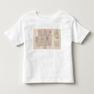 Sedgwick County, Mount Hope, and Derby, Kansas Toddler T-shirt