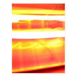Sedimentary Light Postcard