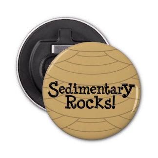 Sedimentary Rocks! Bottle Opener