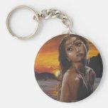 Sedna Keyring Keychain