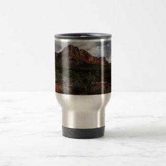 Sedona Arizona 15 Oz Stainless Steel Travel Mug