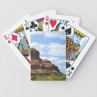 Sedona, Arizona :: Bell Rock by Ann Finster Bicycle Playing Cards