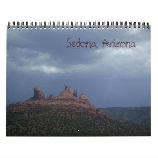 Sedona, Arizona Calendar