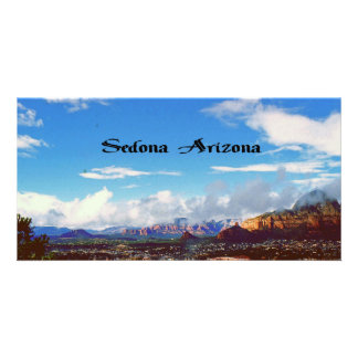 Sedona Arizona Card