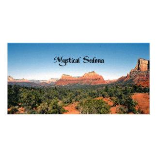 Sedona arizona card