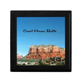 Sedona Arizona Keepsake Box