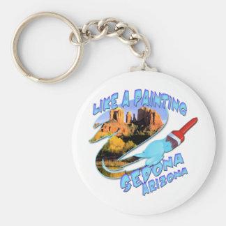 Sedona Arizona Key Chains