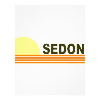 Sedona, Arizona Membrete Personalizado