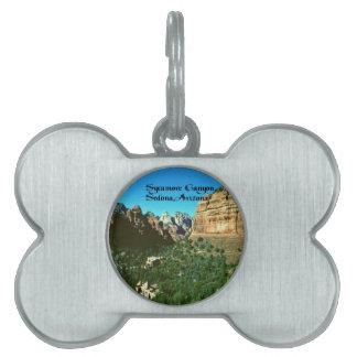 Sedona Arizona Pet ID Tag