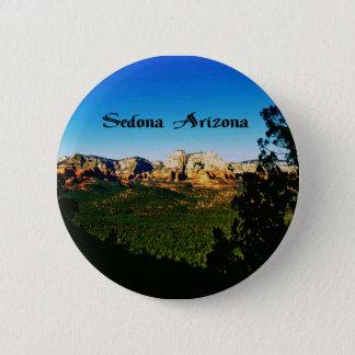 Sedona Arizona Pinback Button