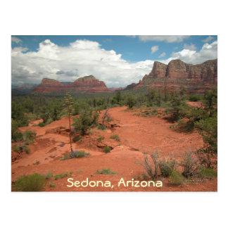 Sedona Arizona - Postcard
