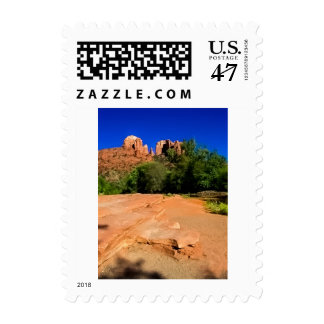 Sedona, Arizona Potage Stamps