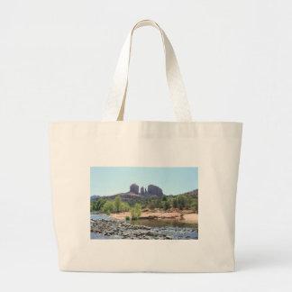 Sedona, AZ Large Tote Bag