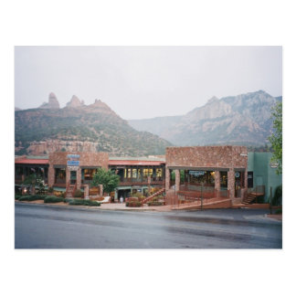Sedona céntrico, Arizona Tarjeta Postal