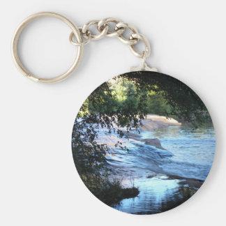 Sedona flowing water keychain