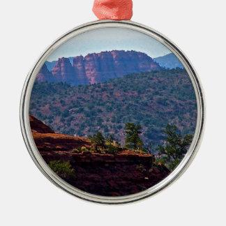 Sedona Metal Ornament