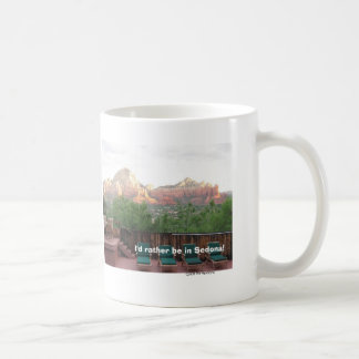 Sedona Mornings Coffee Mug