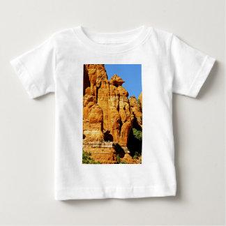 Sedona Mountain landscape alien statue Shirt