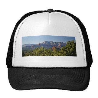 Sedona Mountain landscape Mesh Hats