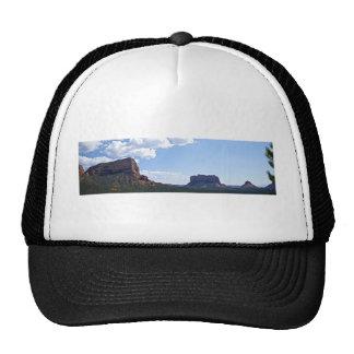 Sedona Mountain landscape Trucker Hats