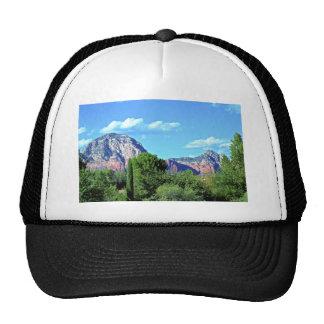 Sedona Mountain landscape Trucker Hat