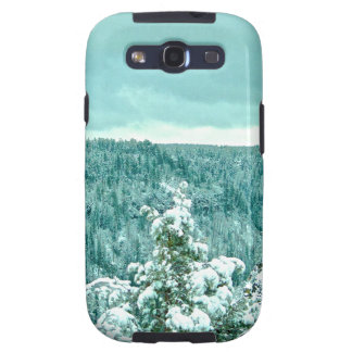 Sedona Mountain landscape winter Samsung Galaxy SIII Cover