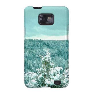Sedona Mountain landscape winter Samsung Galaxy S2 Covers
