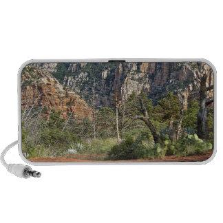 Sedona Mountain trails Portable Speakers