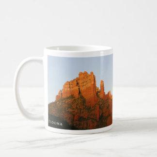 Sedona Mountains at Sunset Mug