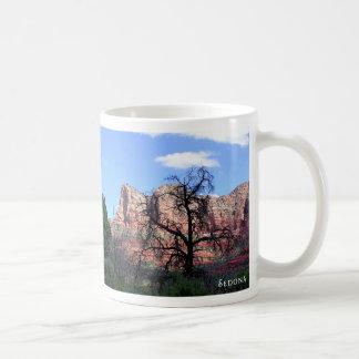 Sedona Mountains & Trees Mug