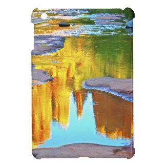 Sedona Oak Creak reflections of Cathedral Rock Cover For The iPad Mini