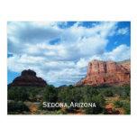 Sedona Post Card