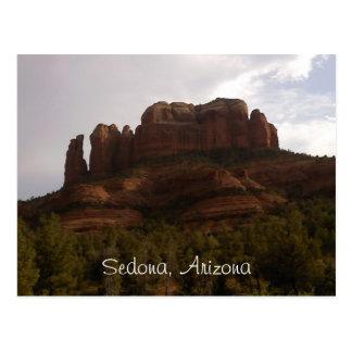 Sedona, postal de Arizona