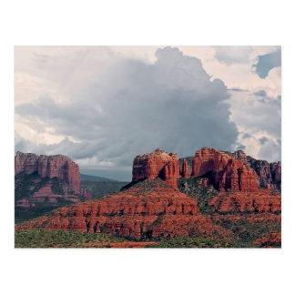 Sedona Red Rock Postcard
