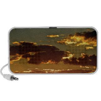 Sedona skies Sunset iPod Speaker
